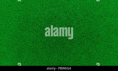 astro turf artificial or synthetic grass - Stock Photo