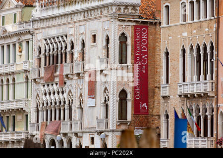 Ca' d'Oro, Venice - Stock Photo