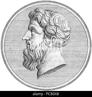 127 Chilon of Sparta - Stock Photo