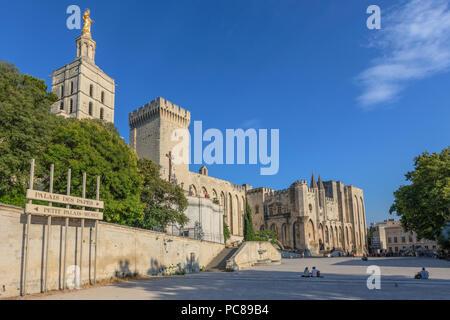 Avignon, Vaucluse, Provence, France - Stock Photo