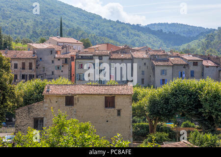 Montferrat, Var, Provence, France - Stock Photo