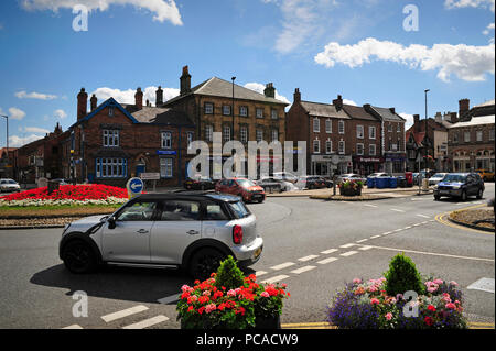 Northallerton North Yorkshire England UK - Stock Photo