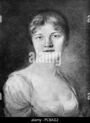 36 Fredrika Charlotta Dahlberg (Leonard Henrik Roos af Hjelmsäter) - Nationalmuseum - 24317 - Stock Photo
