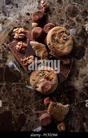 candy,cookie - Stock Photo
