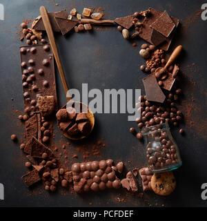 candy,chocolate - Stock Photo