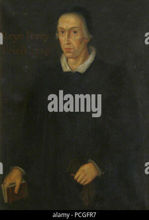 Alan Percy by CE Brock. - Stock Photo