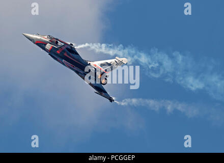 Dassault Rafale C, French Air Force, - Stock Photo