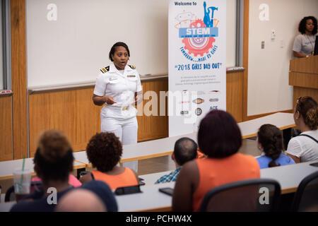 Lt  Cdr  Crystal Bryant, Naval Health Clinic Charleston family nurse