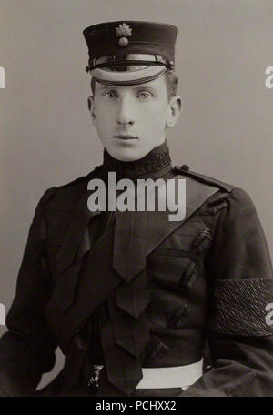 Alan Ian Percy 8th Duke of Northumberland - Alexander Bassano - pre-1913. - Stock Photo
