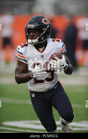 huge selection of 98c23 35f91 August 2nd, 2018: Bears #29 Tarik Cohen during the Chicago ...