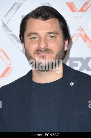 Beverly Hills, CA, USA. 3rd Aug, 2018. 03 August 2018 - Beverly Hills, California - Justin Rosniak. FX 2018 TCA Summer Press Tour held at the Beverly Hilton Hotel. Photo Credit: Birdie Thompson/AdMedia Credit: Birdie Thompson/AdMedia/ZUMA Wire/Alamy Live News - Stock Photo
