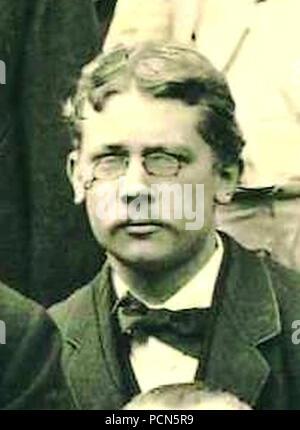 Alfred Baudrillart 1878. - Stock Photo