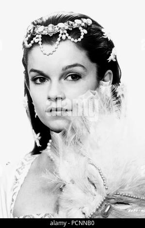 genevieve bujold, anne of the thousand days, 1969 - Stock Photo