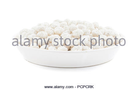 Indian Sweet Food Revadi also know as til revadi are popular in the Indian makar sankranti festival - Stock Photo