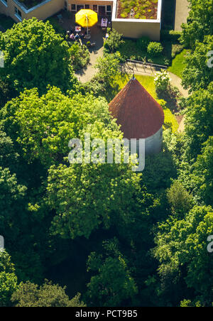 Bentheim Tower, Warendorf, disrict town of Warendorf, North Rhine-Westphalia, Germany Stock Photo