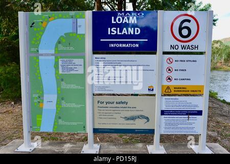 Loam island
