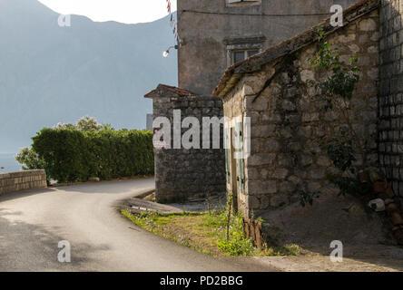 Scenes From Mediterranean City - Stock Photo