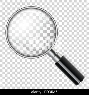 Magnifying Glass Loupe - Stock Photo