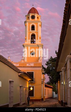 Iglesia y Convento de San Francisco - Stock Photo