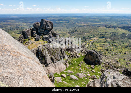 Boulders in Monsanto Portugal - Stock Photo