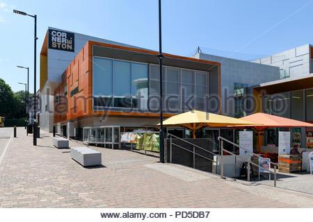 Cornerstone Arts Centre, Didcot, Berkshire, England, UK - Stock Photo
