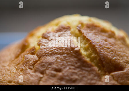 Mums homemade lemon cakes. - Stock Photo