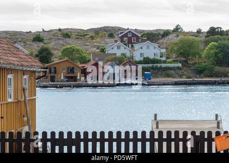 West coast of Sweden - Stock Photo
