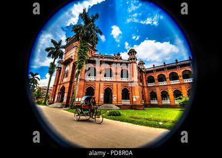 University of Dhaka - Stock Photo