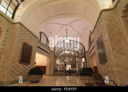 Four Seasons Hotel, Foyer - Stock Photo