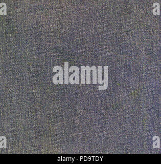 Old blue jeans background; very detailed image Stock Photo