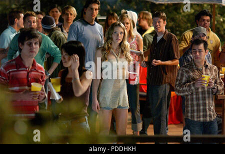 DISTURBIA 2007 DreamWorks film with Sarah Roemer - Stock Photo
