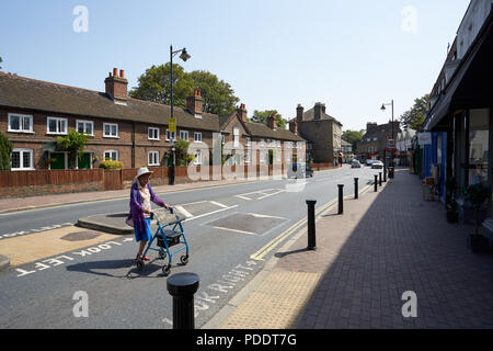 Styleman's Alms Houses, Bexley - Stock Photo