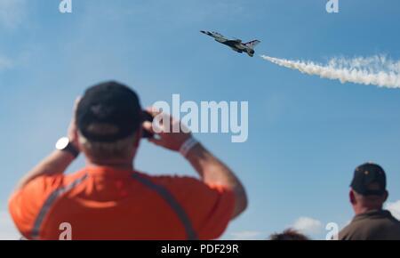Langley Air Show 2020.A Spectator Films A U S Air Force F 22 Raptor Fighter Jet