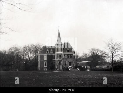 131 Foto Van Het Landhuis Duinrell 16 April 1935 Stock Photo
