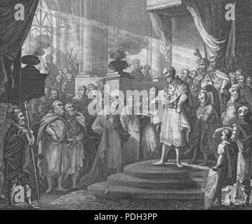 262 PL Julian Ursyn Niemcewicz - Śpiewy historyczne page 407 - Stock Photo