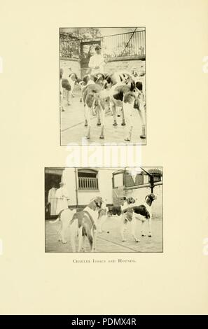 Annals of the Billesdon hunt (Mr. Fernie's) 1856-1913 - Stock Photo