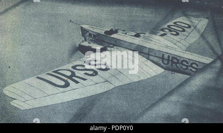 Tupolev TB 1 Strana Sovyetov Stock Photo: 164166930 - Alamy