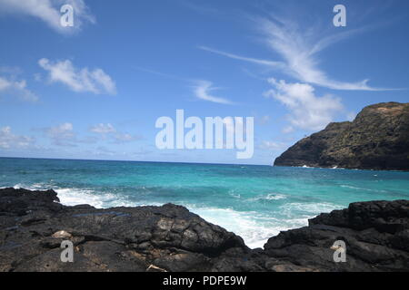 Makapu'u Point - Stock Photo