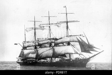 81 Lord Shaftesbury (ship, 1888) - SLV H99.220-2708 - Stock Photo