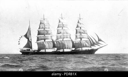 81 Lord Shaftesbury (ship, 1888) - SLV H99.220-3396 - Stock Photo