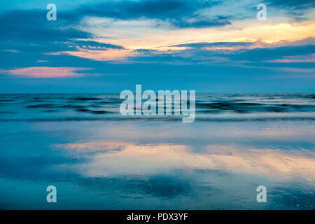 Khao Takiab beach, Hua Hin, Thailand - Stock Photo