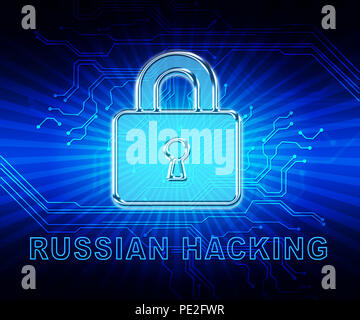 Cybersecurity Hacker Online Cyber Attacks 2d Illustration Shows Digital Spying And Breach Security For Internet Protection Against Web Hacking - Stock Photo