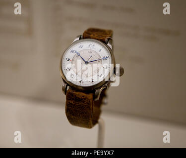 Longines-Wittnauer Weems sidereal time model second-setting watch - USA - Stock Photo