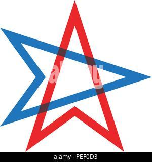 Star icon Template vector illustration design - Stock Photo
