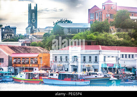 Grenada Island - Stock Photo