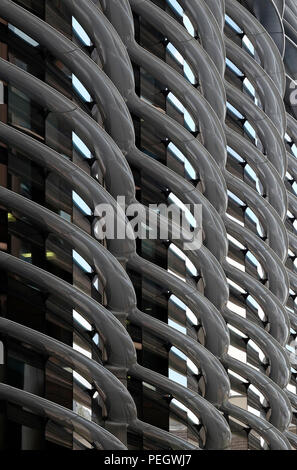 modern architecture skyscraper, financial district, central london, england