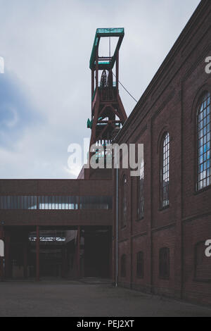 Zeche Zollverein - Stock Photo
