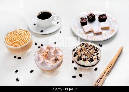 Cake Cafe Menu Background Bakery Label Sweet Dessert