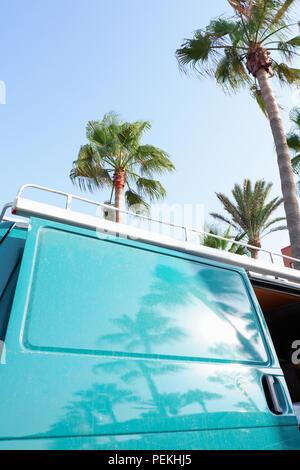 Van life, Andalucía. - Stock Photo