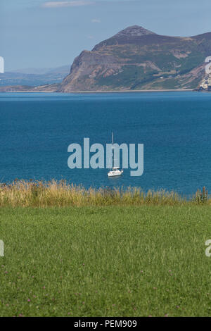 Morfa Nefyn, Llyn Peninsula, North Wales - Stock Photo